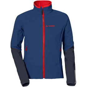 VAUDE Primasoft Jacket Women blue